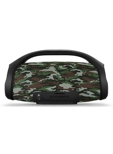 Platoon PL-4304 Bluetooth Speaker Fm/Sd/Usb Renkli